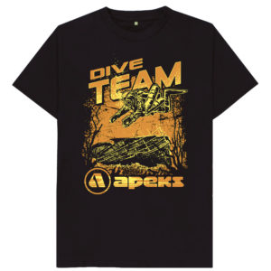 Men's Dive Team T-shirt