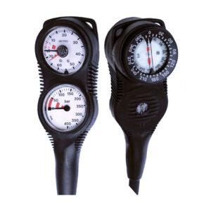 potapljaska konzola_globinomer_kompas_manometer